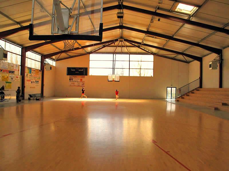 basket salle de sport