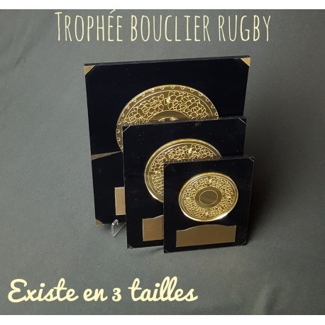 bouclier rugby