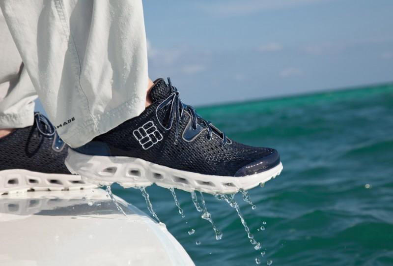 chaussure pour marcher dans l eau