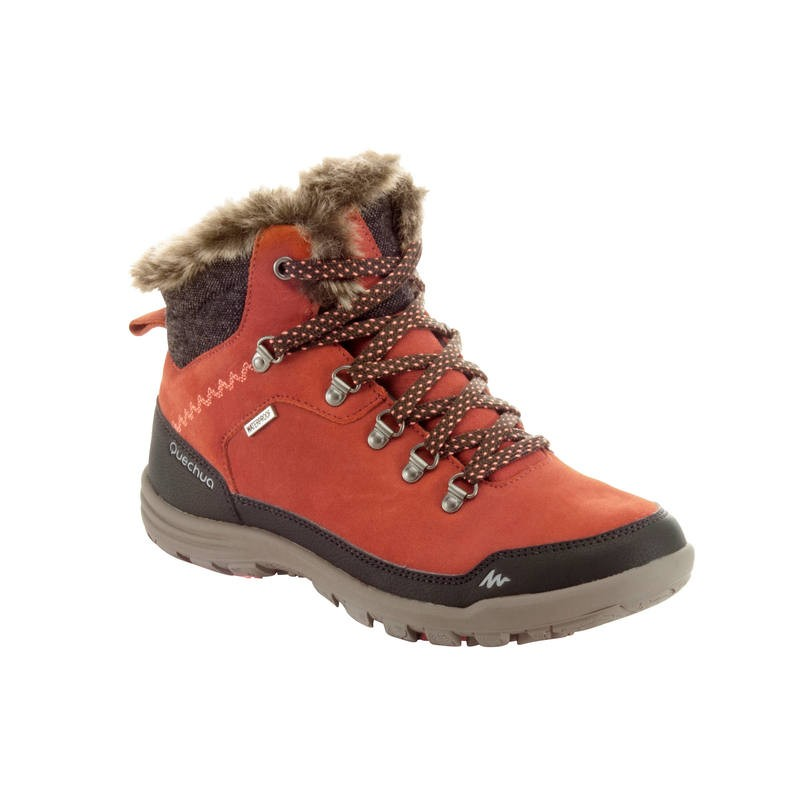 chaussure randonnée neige femme