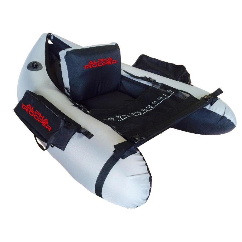 float tube alpha trooper
