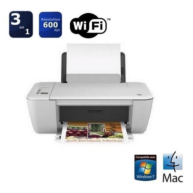 hp imprimante wifi