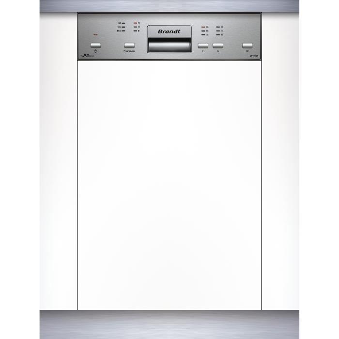lave vaisselle 45 cm encastrable