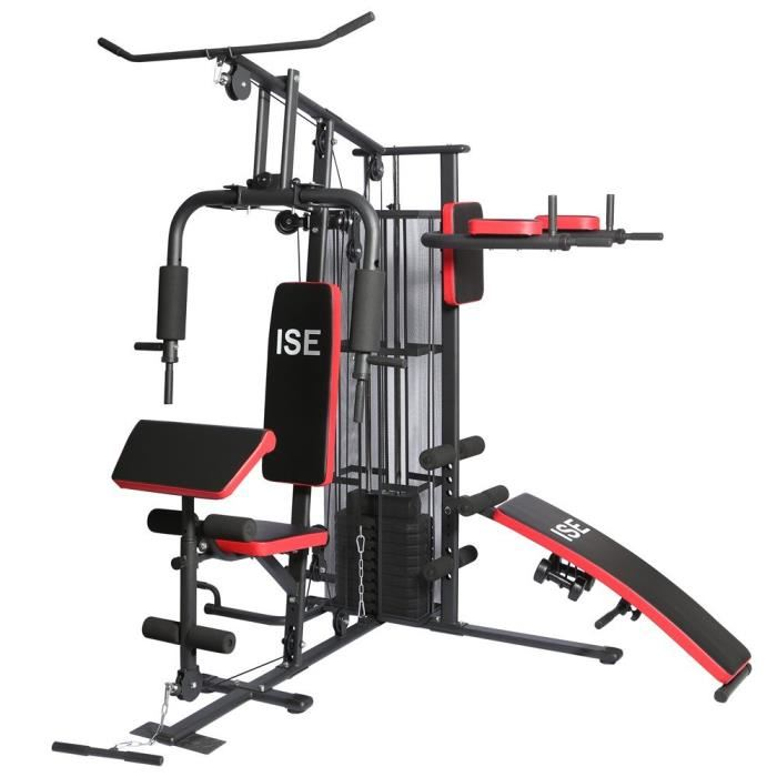 machine a musculation