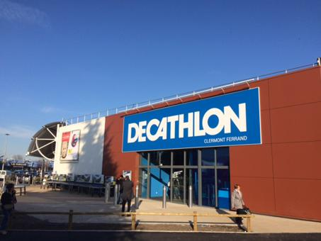 magasin décathlon le plus proche