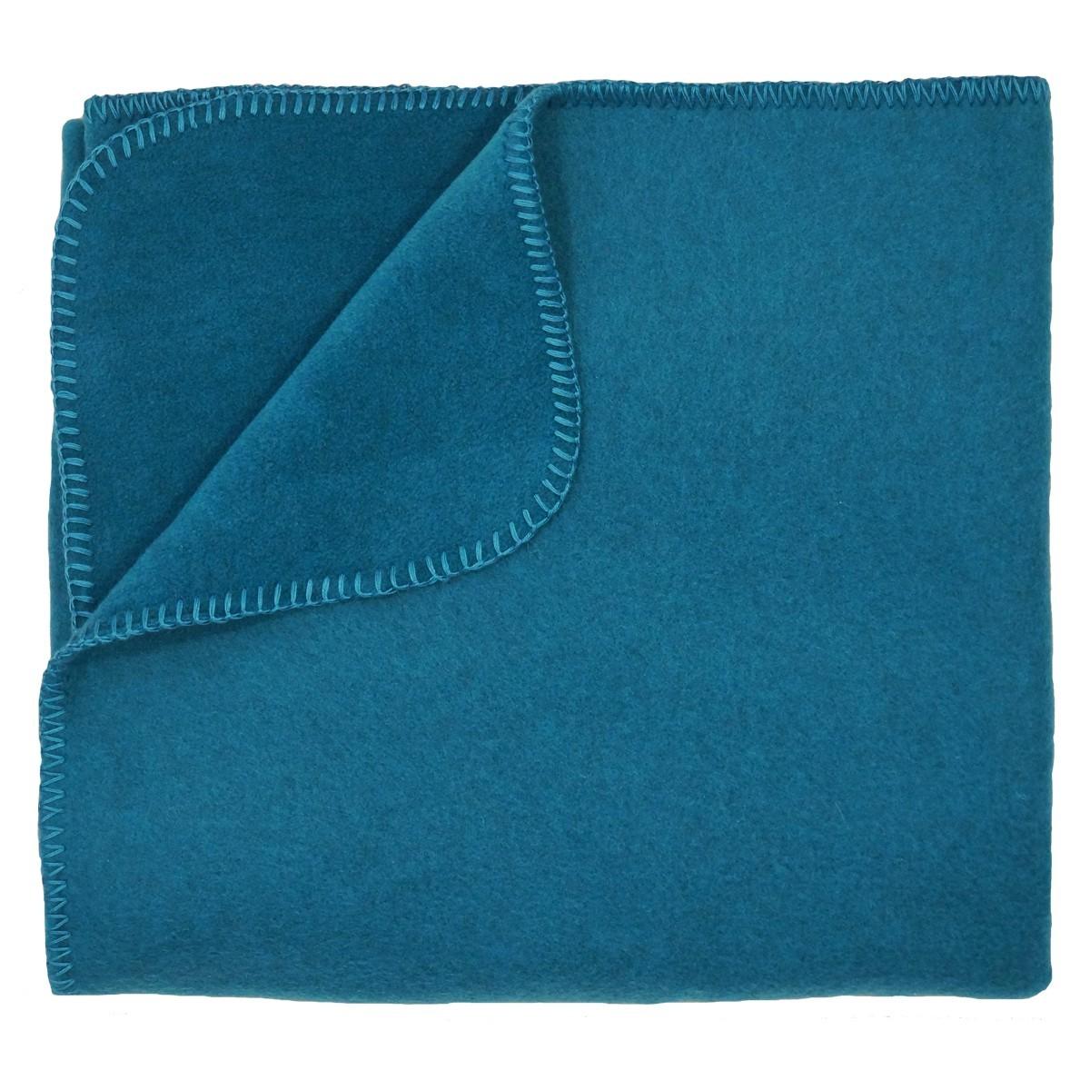 plaid bleu