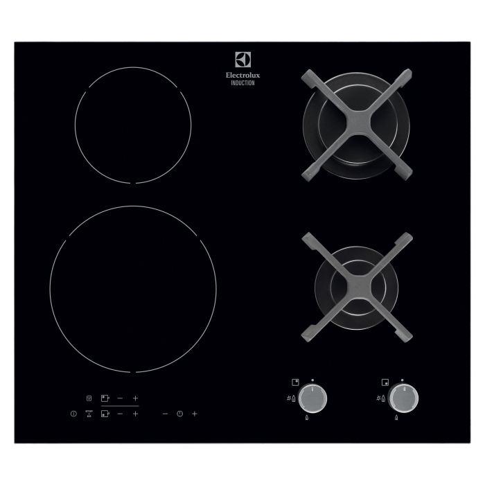 plaque cuisson mixte gaz induction