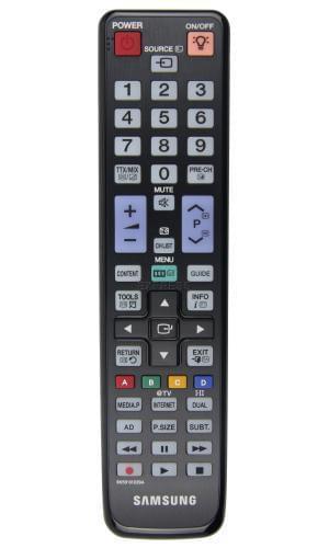 samsung telecommande tv