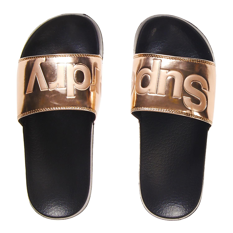 sandales piscine femme