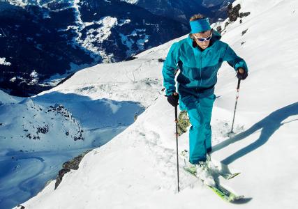 ski randonnée
