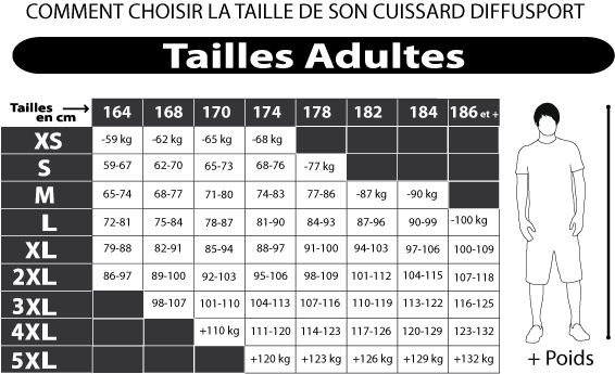 taille velo adulte