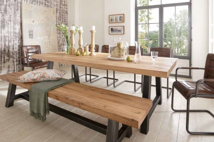 grande table a manger