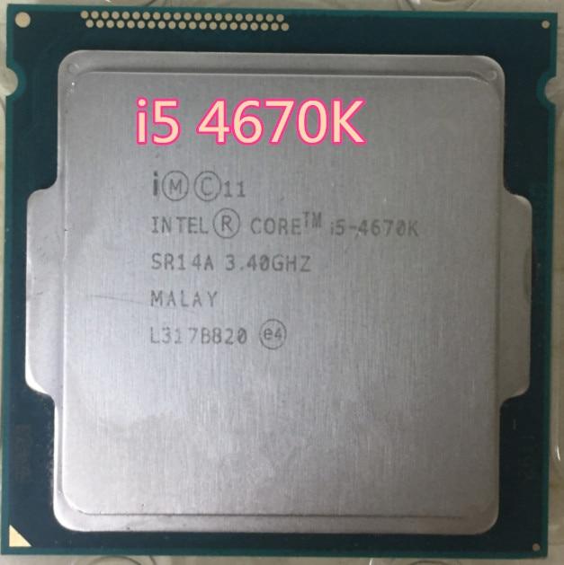 i5 4670k