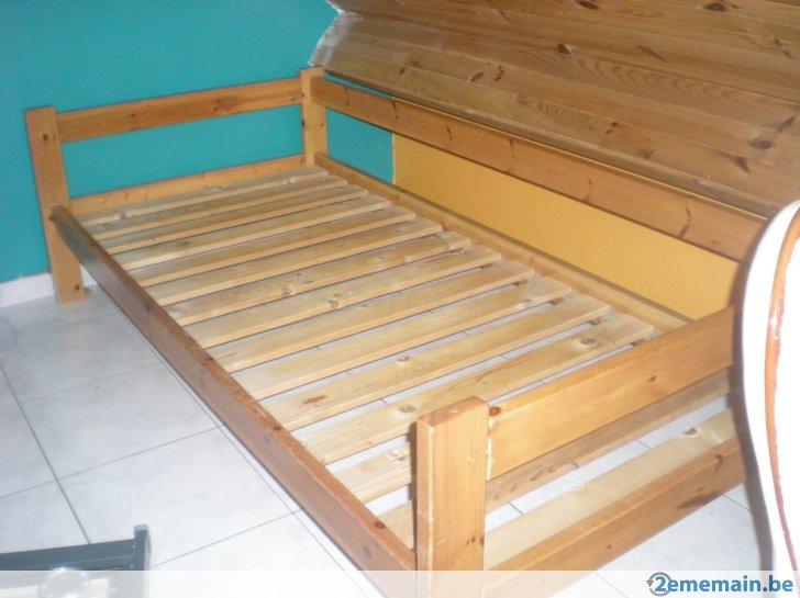 lit d une personne