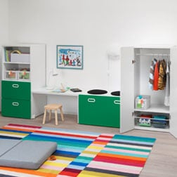 meuble de rangement chambre enfant