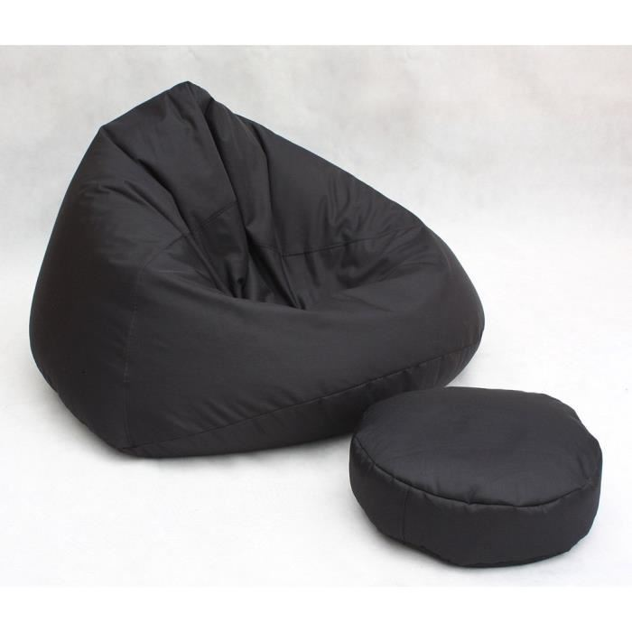 pouf de salon