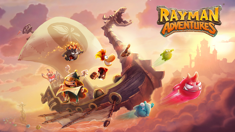 rayman aventure