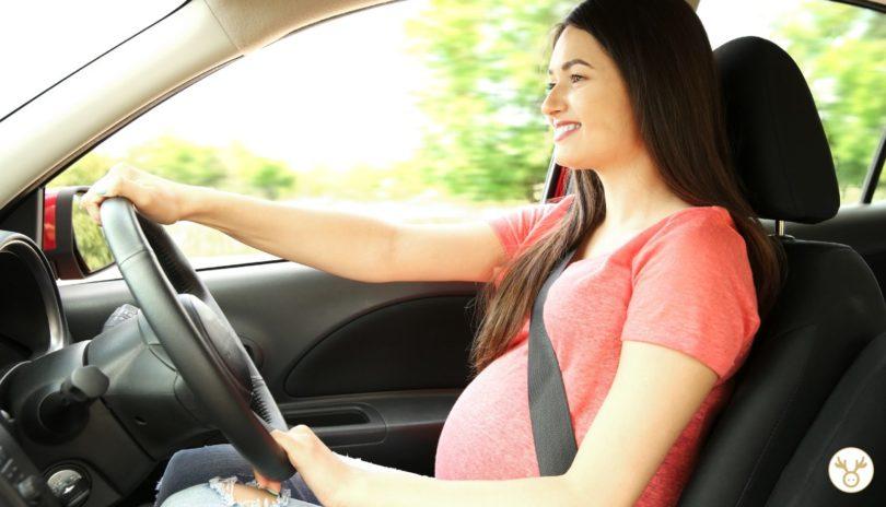 ceinture voiture femme enceinte