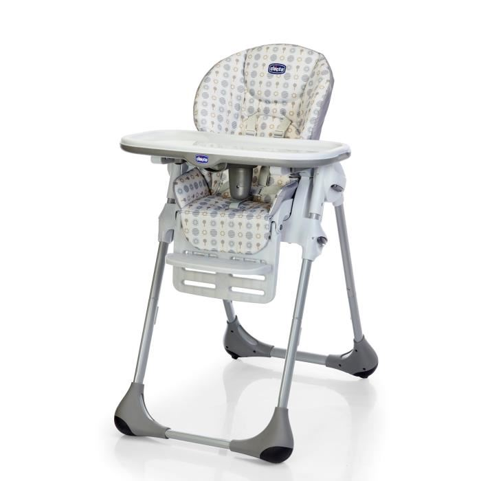 chaise haute chicco polly easy