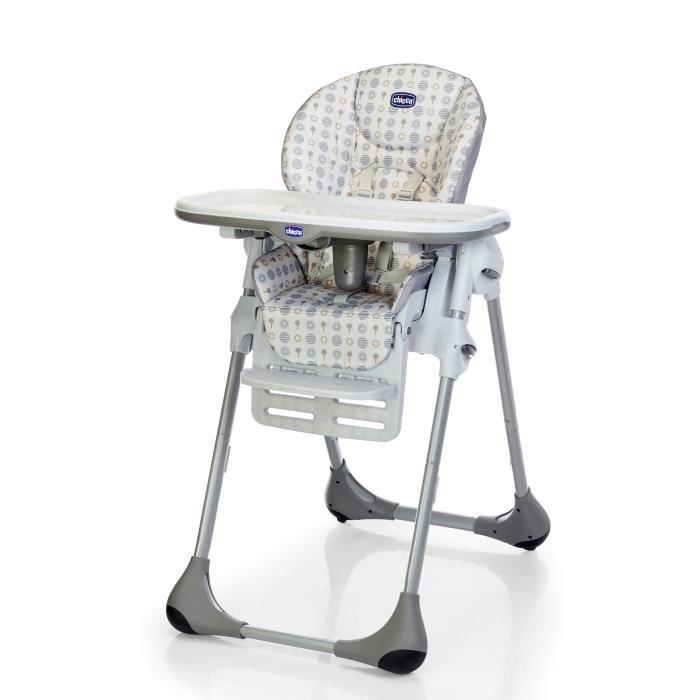 chaise haute polly easy