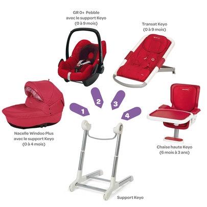 chaise keyo