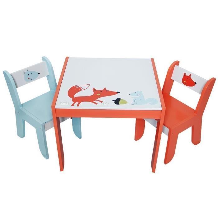 chaise table bébé