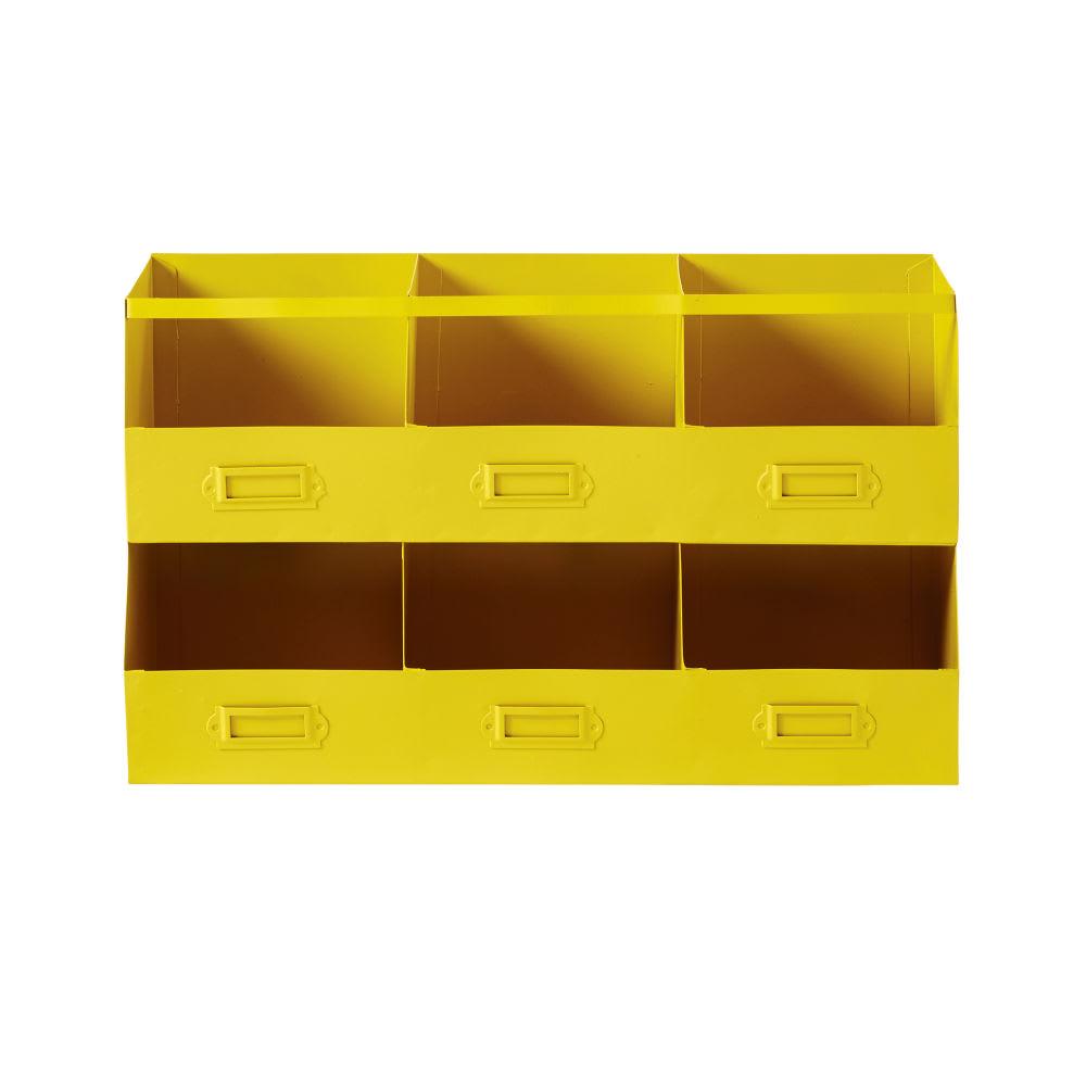 etagere jaune