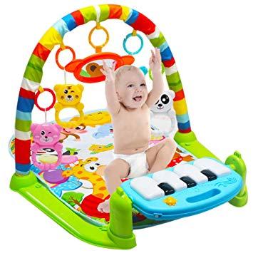 jeux d éveil bébé