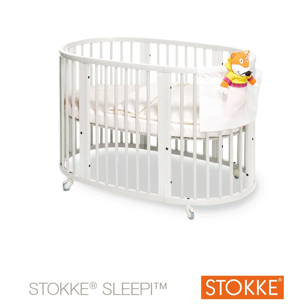 lit bébé stokke