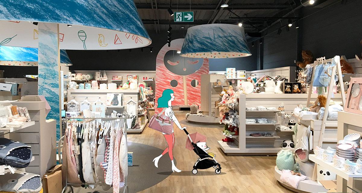magasin bébé