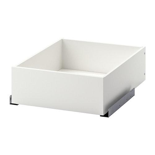 tiroir blanc